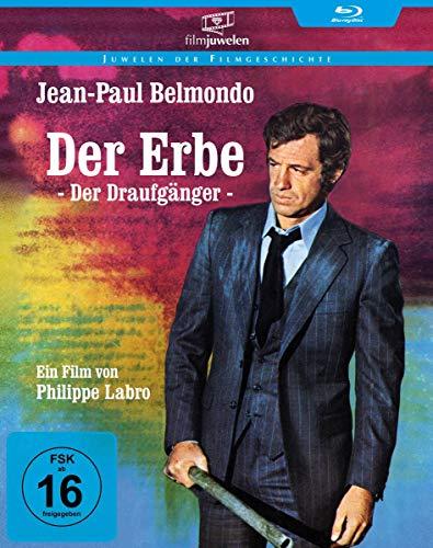 Der Erbe (Der Draufgänger) (Jean-Paul Belmondo) (Filmjuwelen) [Blu-ray]