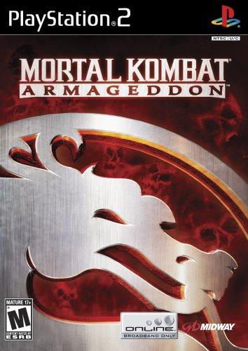 Mortal Kombat Armageddon - PlayStation 2 by Warner Bros