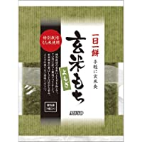 ムソー 玄米もち・よもぎ<特別栽培米使用> 315g