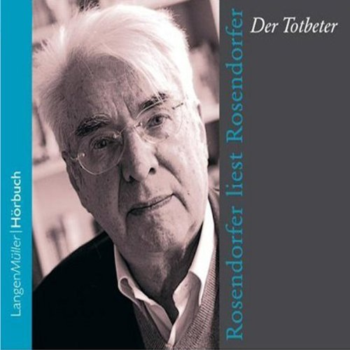 Der Totbeter audiobook cover art