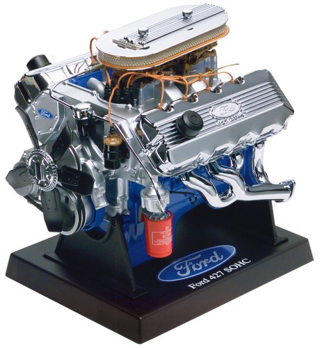 Revell Metal Body Ford 427 SOHC Engine