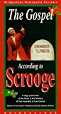 Gospel According to Scrooge [VHS]