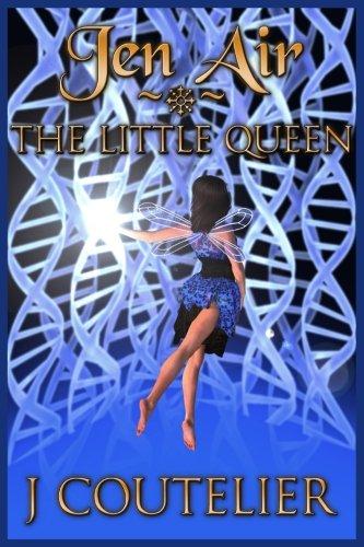 Book: Jen Air - The Little Queen by John Coutelier