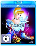 Bluray Kinder Charts Platz 59: Cinderella (Diamond Edition) [Blu-ray]