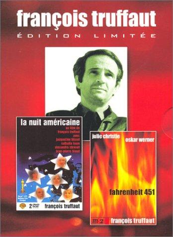 Coffret Truffaut: La Nuit américaine Édition 2 DVD / Fahrenheit 451