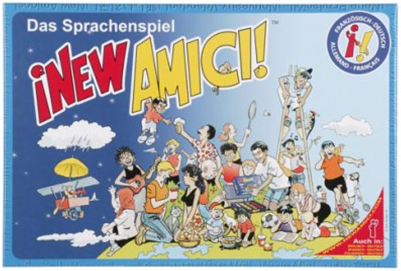 New Amici Deutsch-Französisch Sprachenspiel B00070LT94 Neue Produkte im Jahr 2019  | Deutschland