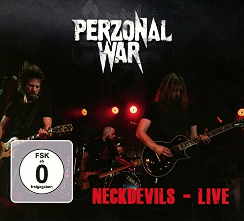 Neckdevils-Live (Ltd.CD+Dvd Digipak)