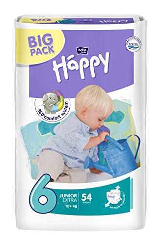 Bella Happy Babywindel Junior Extra 16+ kg