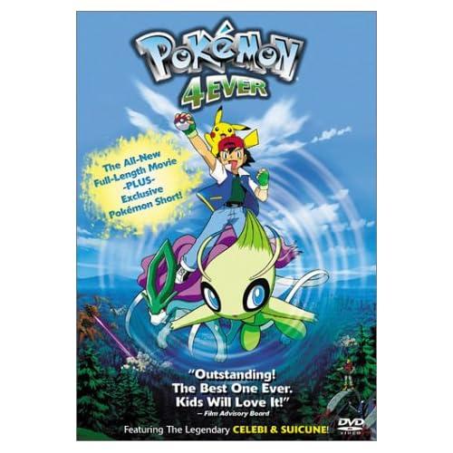 Pokemon 4ever Amazon Com