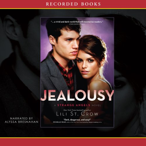 Couverture de Jealousy