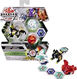 Bakugan Paquete de 3 Figuras de acción coleccionables Fusionadas Hydorous x Trhyno Ultra, Armored Alliance