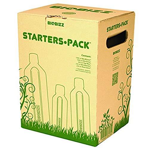 Biobizz 05-225-200 Starters Pack