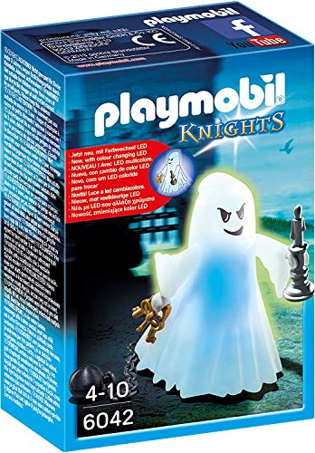 Playmobil Fantasma del Castillo con Led-Multicolor 6042