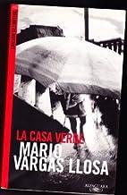 La casa verde / The Green House (Biblioteca Del Bolsillo / Pocket Library) (Spanish Edition) by Mario Vargas Llosa (1995-09-02)