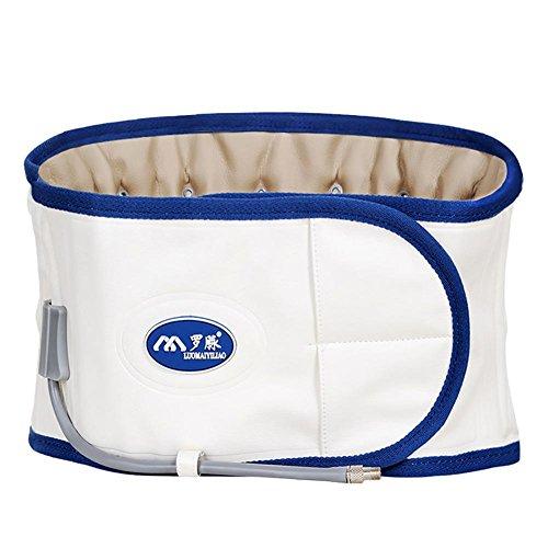 CXDMB Espalda Cinturón Espinal Tracción aérea Descompresión Dolor ortopédico Dolor de Espalda Soporte Lumbar Disco Lumbar Herniación Masajeador, s