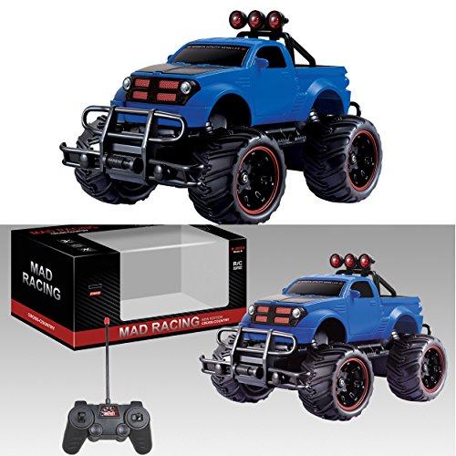 Diawell RC ferngesteuertes Auto Monstertruck Truck Car 22 cm Lang mit Weich Reifen