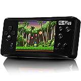 QINGSHE Console di Giochi Portatile, RS-1 Plus Console di Giochi retrò Game Player 3.5 Po...