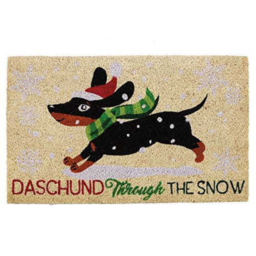 Design Imports Dog Doormat