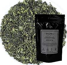 MeiMei Fine Teas Top Grade Anxi Floral Tie Guan Yin Oolong Tea - Iron Goddess of Mercy Chinese Loose Leaf Tea - Single Origin High Mountain Ecologically Grown - Energetic Very Fragrant 50g