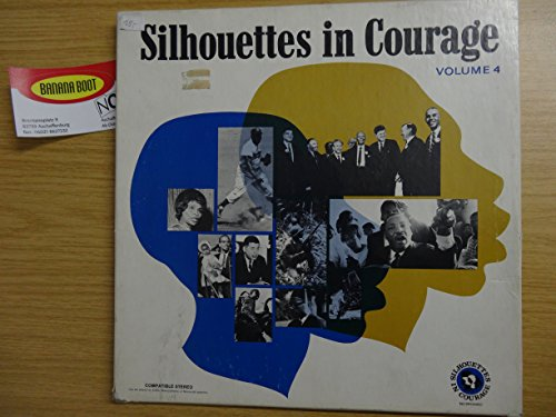 Silhouettes in Courage - Vol. 4 - The History of the Black Man in America - 2 LP Box