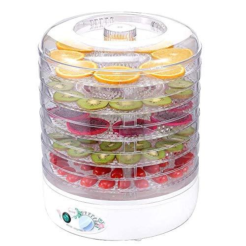 LMDH Multi-Fonctionnelle de Fruits séchés en Machine, sèche-Alimentaire des ménages Fruits, Cinq Couches, température réglable de 35 ° C-70 ° C