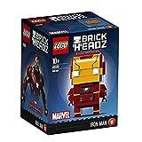 LEGO Brickheadz - Iron Man, Juguete de Construcción, Figura del...