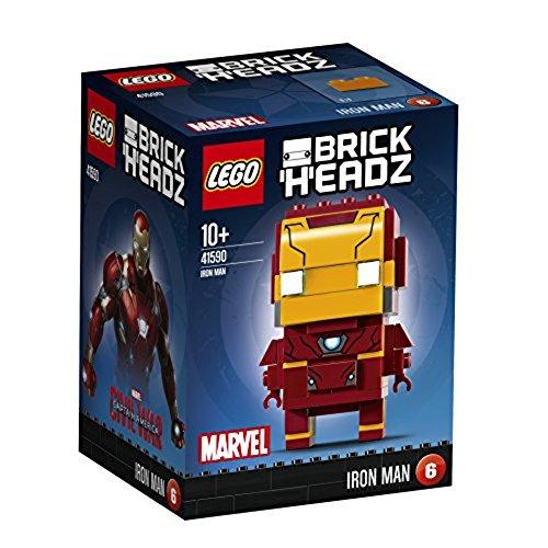 LEGO BH IP - Iron Man, Miscelanea 41590