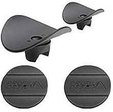 Profile Design Venturi Foam Disk Bicycle Arm Rest Pad Kit (Black)