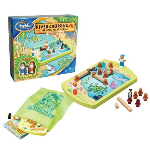 Think Fun River Crossing Jr.