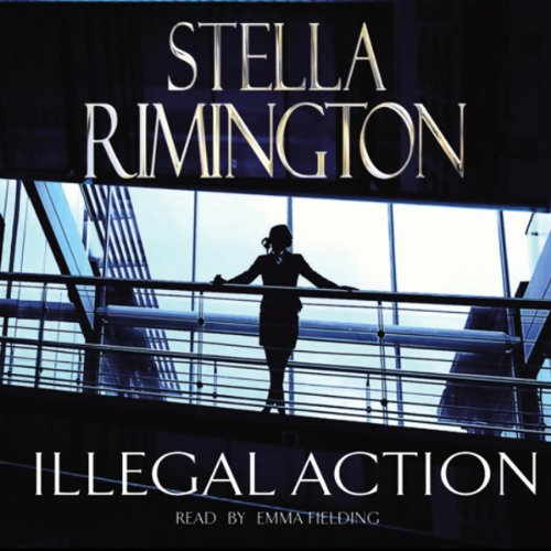Illegal Action audiobook cover art