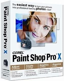 CL) COREL PAINT SHOP PRO X