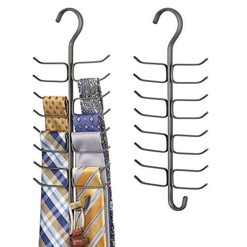 colgador cinturones fabricante mDesign
