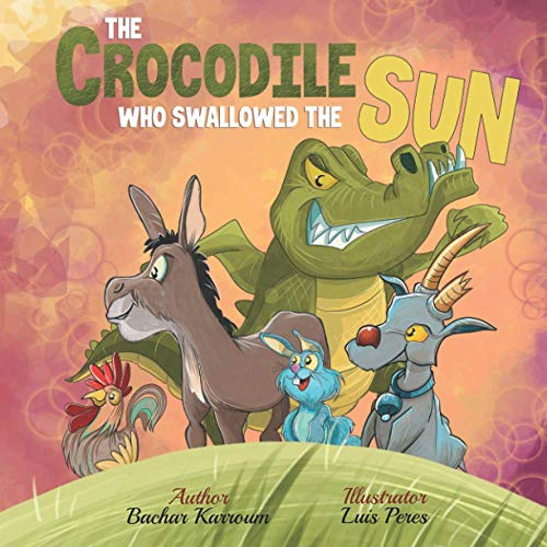 The Crocodile Who Swallowed The Sun