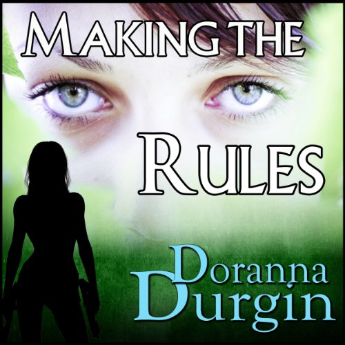 Making the Rules audiobook cover art