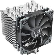 Scythe Mugen 5 Rev.B CPU Air Cooler, 120mm Single Tower, Intel LGA1151, AMD AM4/Ryzen