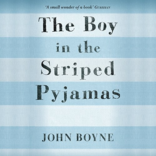 The Boy in the Striped Pyjamas audiobook cover art