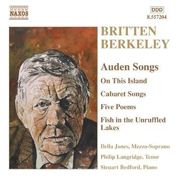 BRITTEN / BERKELEY: Auden Songs