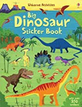 Big Dinosaur Sticker Book (Sticker Activity Books)