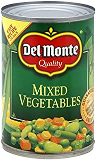 Del Monte Mixed Vegetables 14.5 oz - 4 Pack