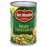 Del Monte Mixed Vegetables 14.5 oz - 4 Pack