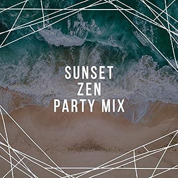 Sunset Zen Party Mix