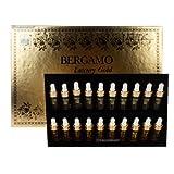 Bergamo–Luxury Oro Collagen Caviar Antiarrugas ampollas Juego–Cuidado Para Profesionales