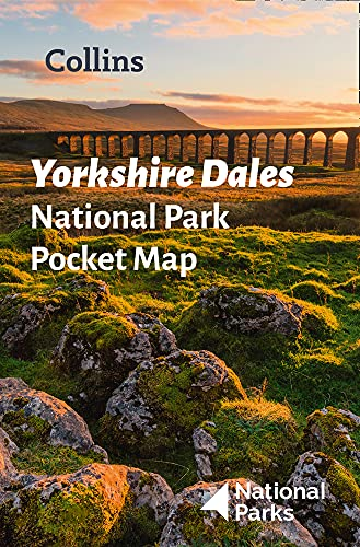 Yorkshire Dales National Park Pocket Map: The Perfect Guide to Explore This Area of Outstanding Natural Beauty