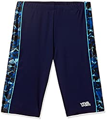 Viva Sports VSJ-006 Adults Swimming Jammers (Navy)