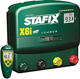 stafix fence charger