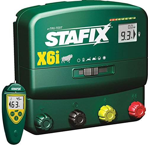 Stafix X Series with Remote – 6 Joule Dual...