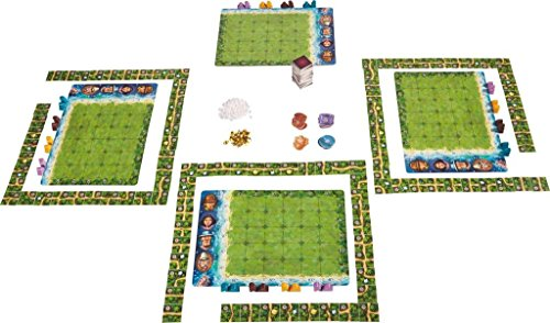 Image of HABA Karuba - An Addictive Tile Laying Puzzle Game for the Whole Family (Made in Germany)
