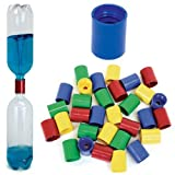 Vortex Bottle Connector - Tornado in a Bottle Colors May Vary
