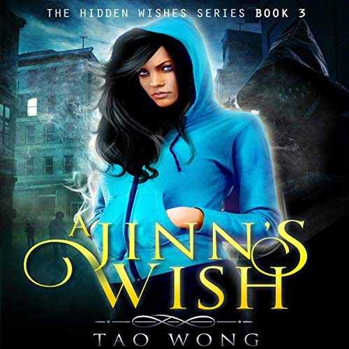 A Jinn's Wish: A Gamelit Urban Fantasy Novel Titelbild