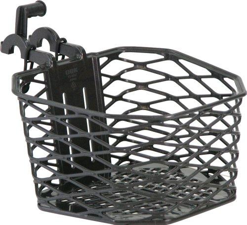 OGK ATB・クロスバイク用バスケット FB-029X ガンメタ B003IWU9CQ 1枚目